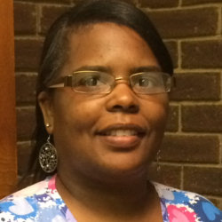 Tiedra Pittman, Lead Supervisor